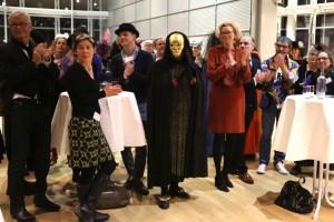 Künstlerfest in Wolfsburg 01-18, Foto von Eva Friedrich, Hannover